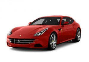 Alquilar Ferrari FF