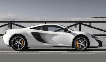 McLaren 650S full