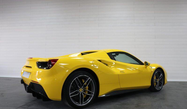Ferrari 488 Spider full