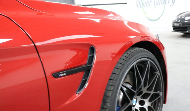 BMW M4 Cabrio competition full