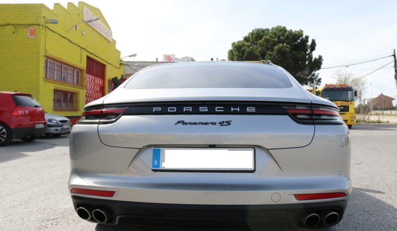 Porsche Panamera 4S full