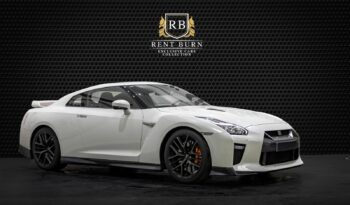 Nissan GT-R Black Edition full