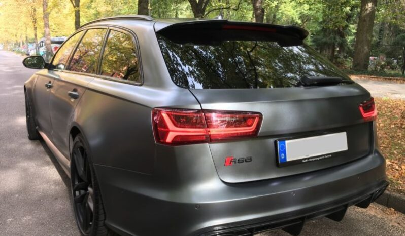 Audi RS6 ABT 750CV full